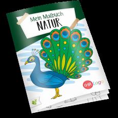 Malbuch NATUR