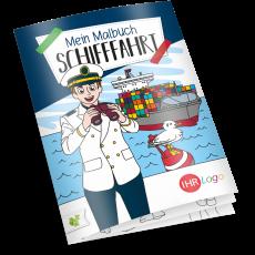 Malbuch SCHIFFFAHRT