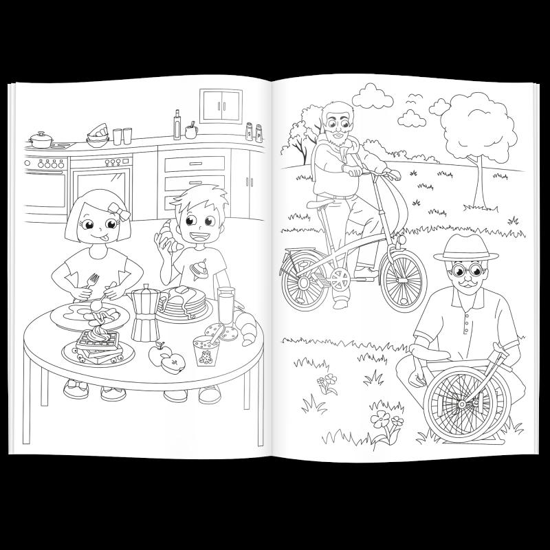 Gemütlich Frei Druckbares Malbuch Ideen - Framing Malvorlagen ...