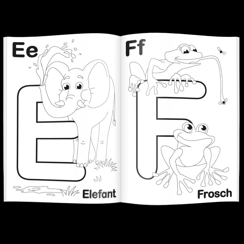 Ziemlich Malbuch Elefant Galerie - Druckbare Malvorlagen - amaichi.info