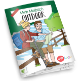 Malbuch OUTDOOR