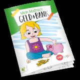Malbuch GELD & BANK