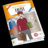 Malbuch HOTEL
