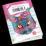 Malbuch MANDALA anspruchsvolle Version