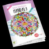 Malbuch MANDALA einfachere Version