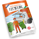 Malbuch RECYCLING