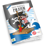 Malbuch PIRATEN