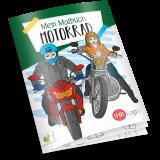 Malbuch MOTORRAD